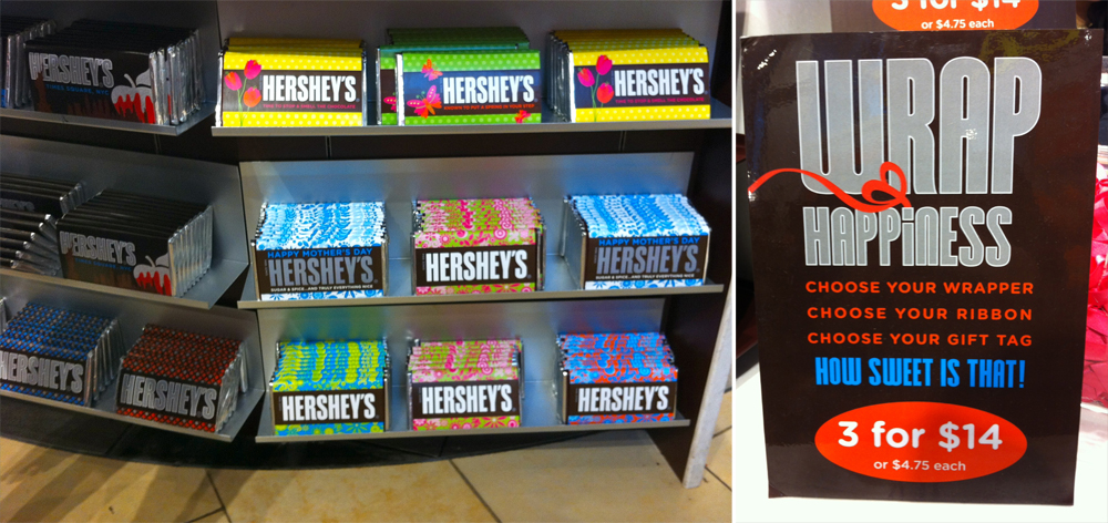 Hersheys Times Square Experience on Nyc A Free Sample