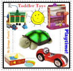 Toddler Toys Picked by a Toddler