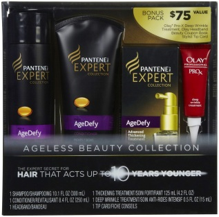 Pantene Expert Collection Ageless Beauty Kit