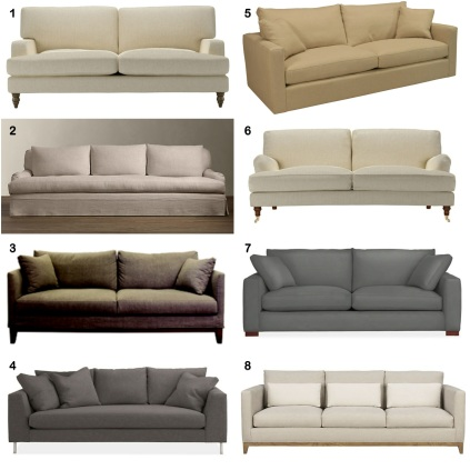 Comfy Couches on a Budget