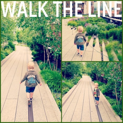 Walk the High Line NYC