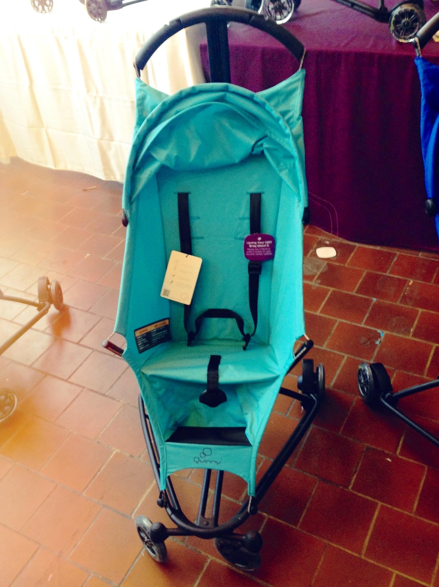 Stroller Review: Quinny Yezz Lightweight Stroller | My ...