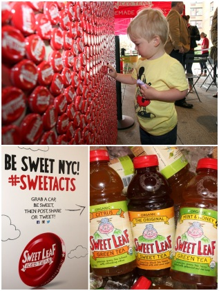 Sweet Leaf Tea Act of Sweetness
