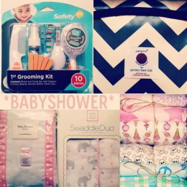 My Strange Baby Shower Gifts