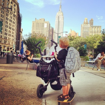 Orbit Stroller in NYC