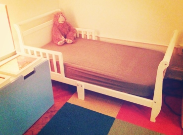 Delta Children bed