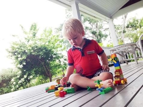 LEGO My Strange Family