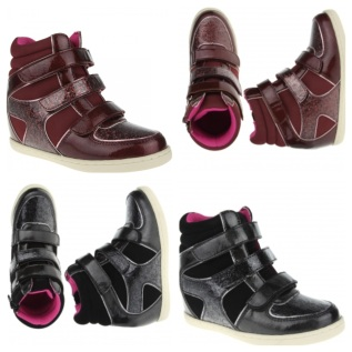 Wedge High Tops
