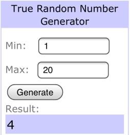 Random.com Winner