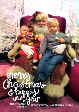 ABC Santa 2013