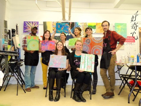 Project Motherhood The Art Studio NYC