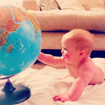 She's Got the Whole World in Her Hands
