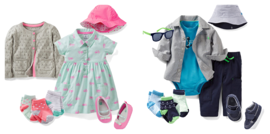 Carters Spring Girls Boys Clothes