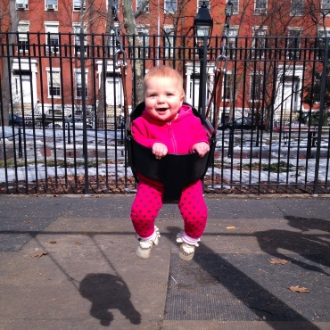 Washington Square Park Swing