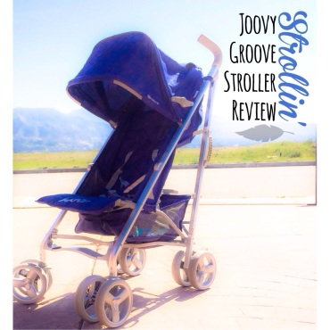 Joovy umbrella Stroller Review