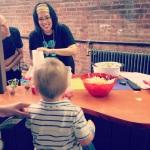 Safe Kids Day Chef Josie