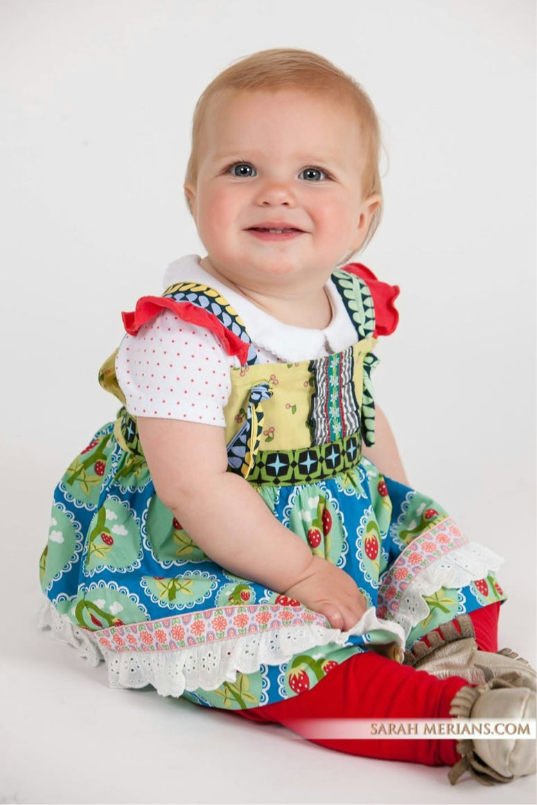 Baby Girl Clothes Trunk Show