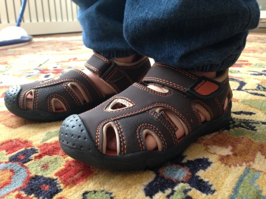 pediped water proof shoes