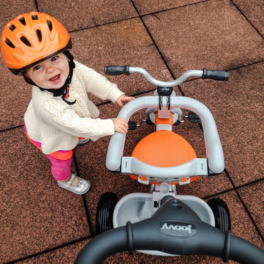 Baby Tricycle by Joovy