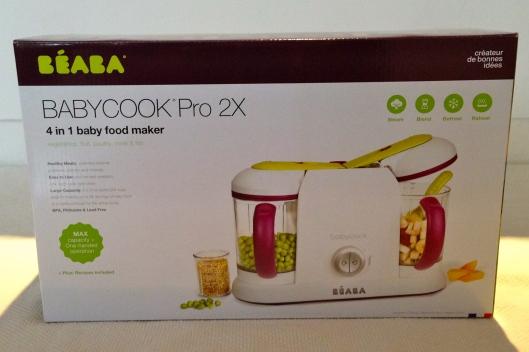 Beaba Babycook Pro 2X