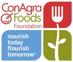 Conagra Hunger free summer logo