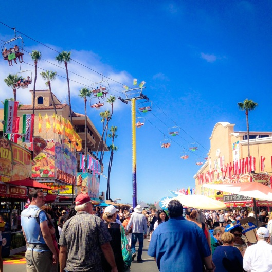 Del Mar fair San Diego