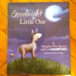 Goodnight Little One picture book