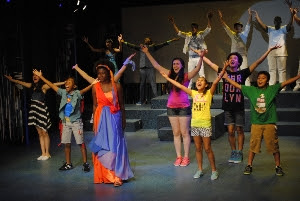 TADA Youth Theater HEROES