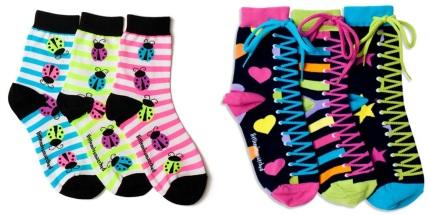 LittleMissMatched-socks