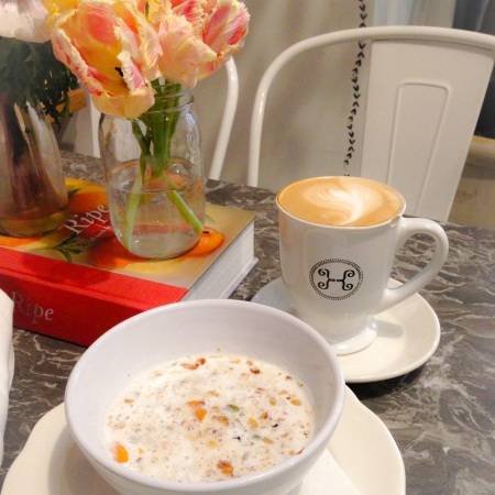 Monday morning coffee SAHM