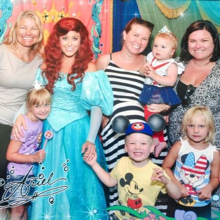Ariel's Grotto Disneyland