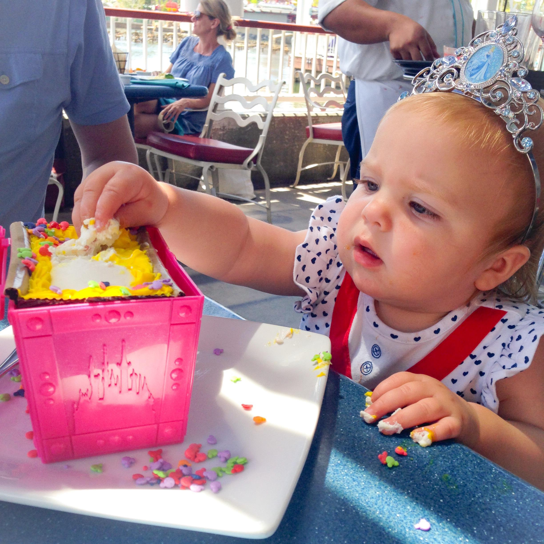 Babys First Birthday At Disneyland My Strange Family
