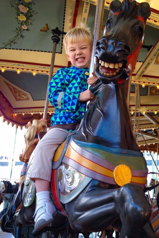 Jane's Carousel Horse DUMBO