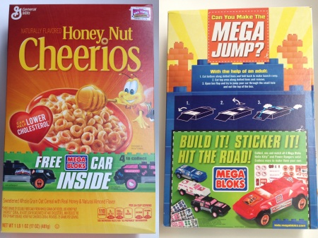 General Mills Mega Blocks