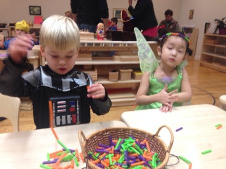 Halloween preschool