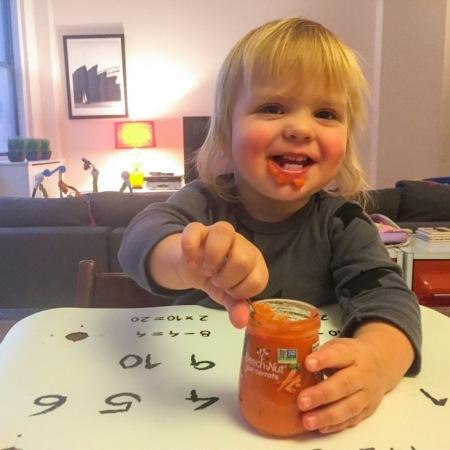 Beech Nut Baby Food