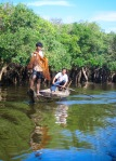 Fishing Floating Village Cambodia