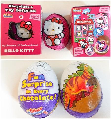 Hello Kitty Choco Treasure
