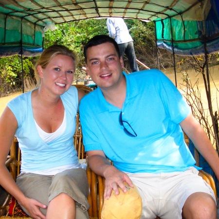 Mekong River tour Cambodia