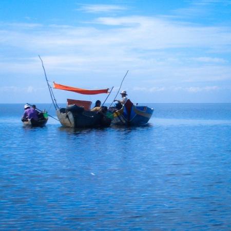 Mekong River trade