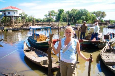 My Strange Family in Cambodia