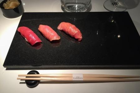 Sushi Nakazawa NYC