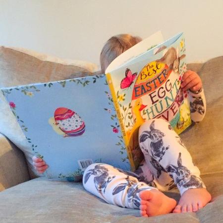 The Biggest Easter Egg Hunt Book