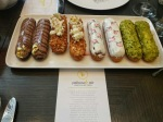 Eclairs at Park Hyatt NYC