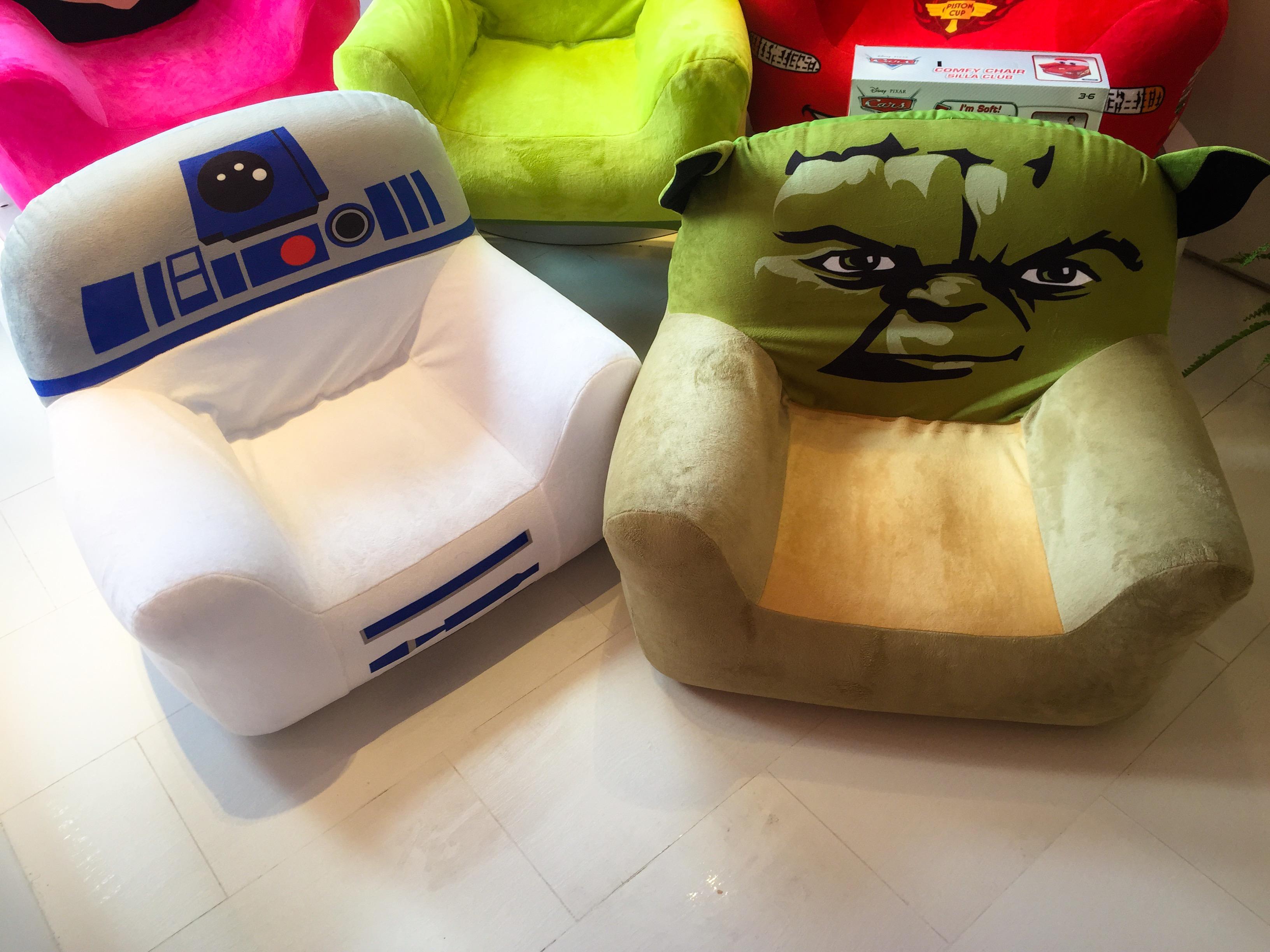 Star Wars kid chairs from Delta Children s. It s Star Wars Day   My Strange Family