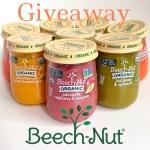 Beech-nut baby food giveaway