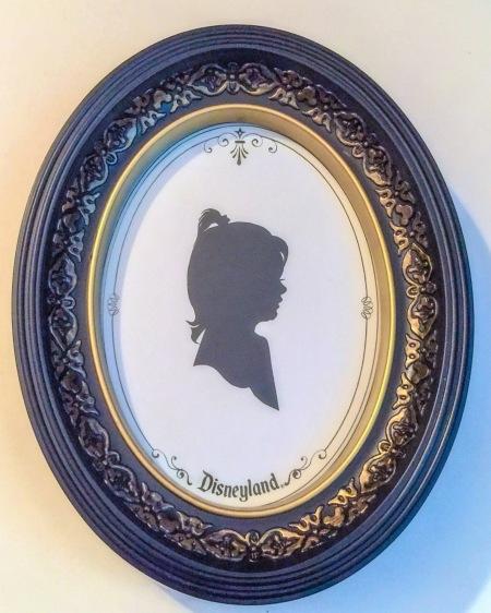 Disneyland Silhouette Art lilStrange