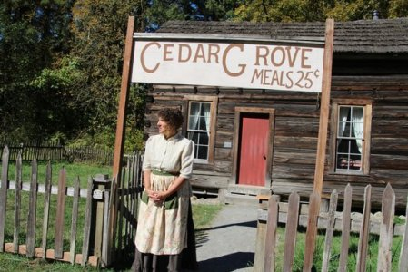 Pioneer Museum Farm