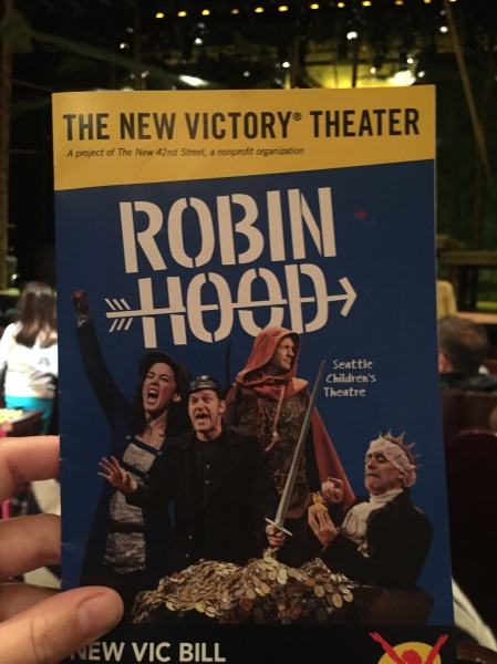 Robin Hood The New Victory Theater