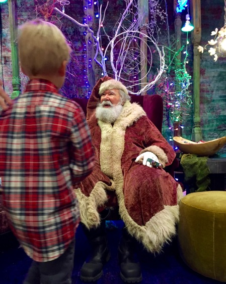 ABC Home Santa